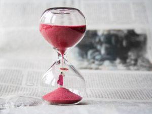 英語、時間
