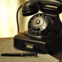 ビジネス英語での電話