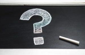クエスチョンマーク、なぜビジネス英語を勉強するのか。