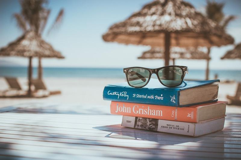 リラックスして英語の読書
